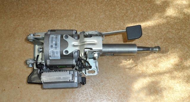 Ремонт электроусилителя руля на калине. Признаки поломки и починка