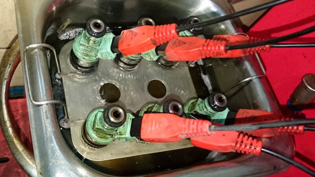 Чем промывать форсунки инжектора? Делаем все своими силами