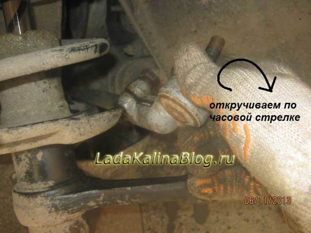 Как проверить рулевые наконечники? Несколько полезных советов