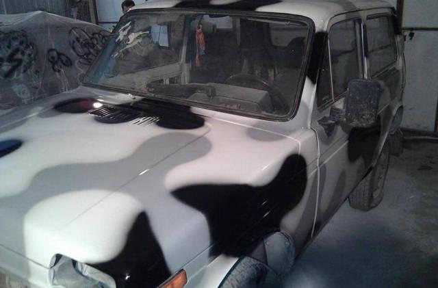 Как покрасить машину в камуфляж своими руками? Практичная красота