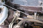 Делаем шумоизоляцию моторного отсека со стороны двигателя без посторонней помощи