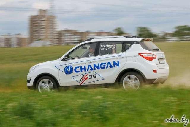 Тест драйв changan cs35. Еще одно творение китайского автопрома