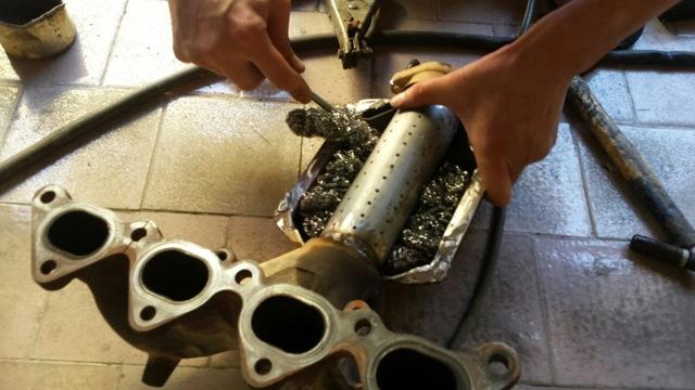 Как прочистить катализатор на машине? Несколько проверенных способов