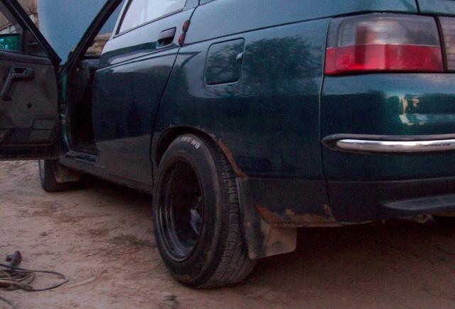 Отрицательный развал задних колес. Как его сделать и зачем он нужен?