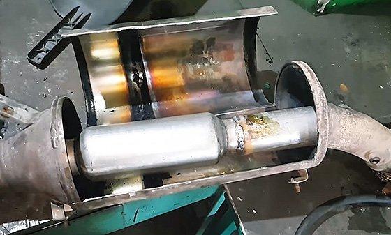 Последствия удаления сажевого фильтра на дизеле. Куда же без них