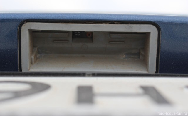 Что делать, если не открывается багажник ford focus 2 седан? Все поправимо