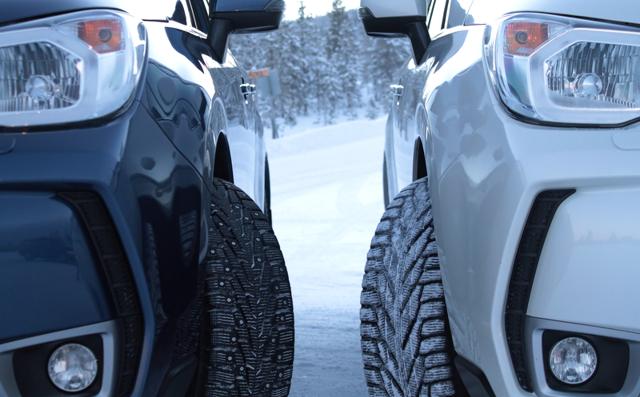Можно ли ездить зимой на всесезонной резине? Комфорт или безопасность? Что ты выберешь?
