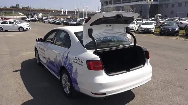 Тест драйв volkswagen jetta 2014. Обзор машины видео