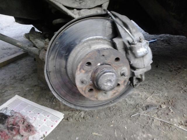 Замена подшипника передней ступицы на ваз 2107. Классический ремонт