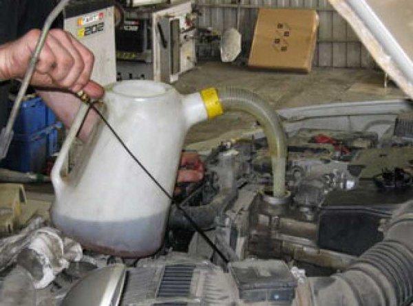Как заменить масло в вариаторе mitsubishi outlander xl? Трудно, сложно, но можно