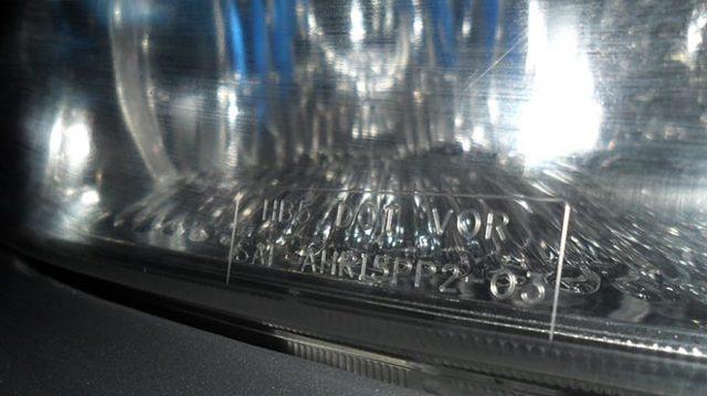 Маркировка фар под ксенон. Рассматриваем обозначения