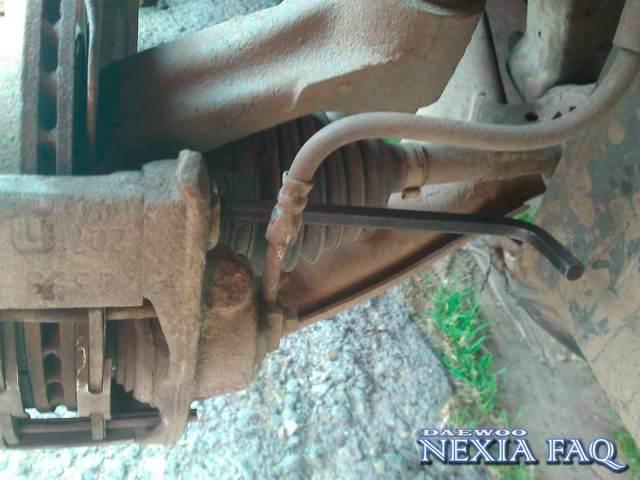 Все тонкости замены ступичного подшипника на daewoo nexia