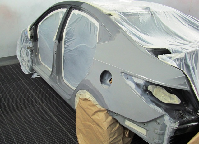 Как покрасить автомобиль раптором? Пошаговый обзор