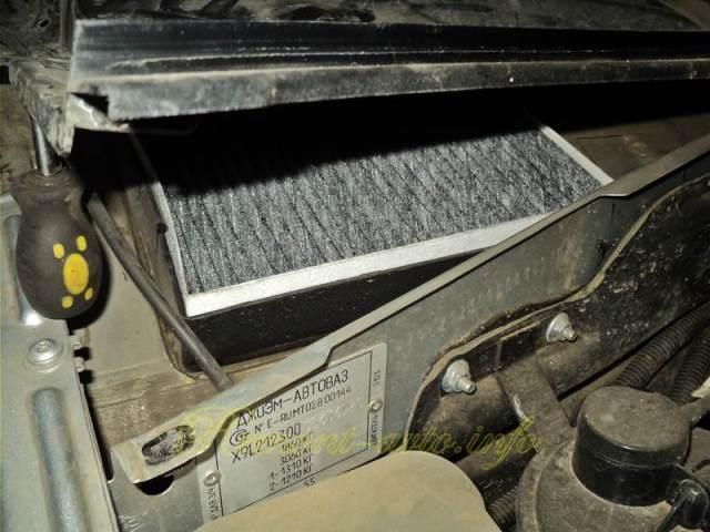 Почему не работает печка на ниве шевроле? Почини сам