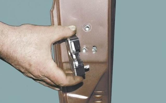 Замена личинки замка двери на ваз 2109. Когда пришло время