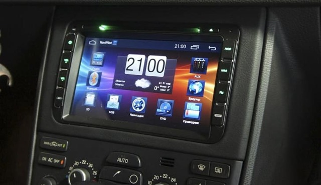 Установка планшета в автомобиль вместо магнитолы своими руками. Тюнинг с пользой