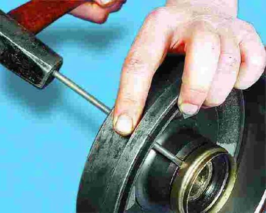 Как сделать универсальный съемник подшипников ступицы своими руками? Читай и мастери