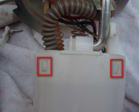 Замена сетки бензонасоса на chevrolet lanos без посторонней помощи