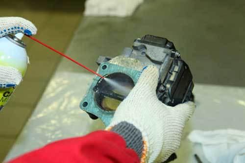 Ремонт дроссельной заслонки на lancer 9, а также способы ее очистки