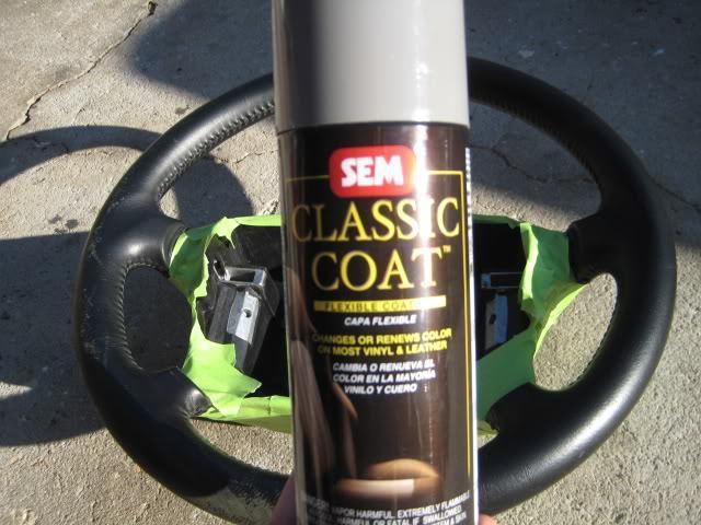 Чем покрасить и как восстановить кожаный руль? Проверенный лайфхак