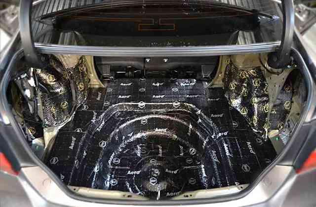 Какие материалы требуются для шумоизоляции авто своими руками? Список с описанием