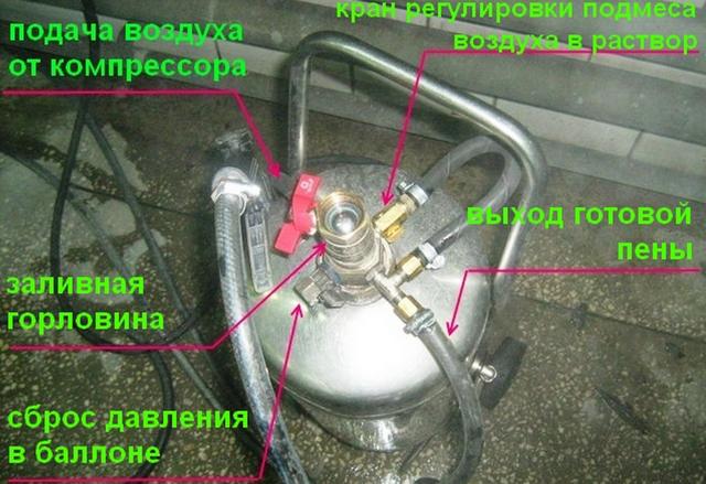 Как сделать пеногенератор своими руками для мойки авто? Так тоже можно