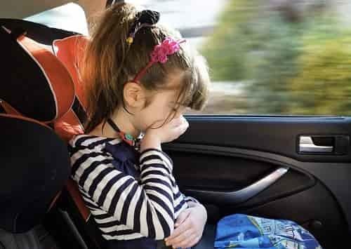 Что делать, если укачивает в машине? 10проверенных способов