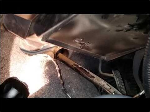 Почему плохо греет печка chevrolet lanos? Устраняем причины сами