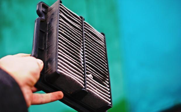 Замена топливного фильтра на chevrolet aveo. Когда и как его нужно менять