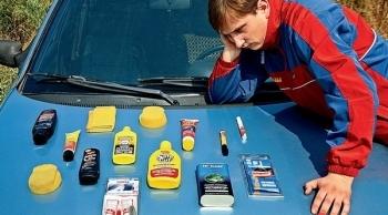 Тесты полиролей для кузова автомобиля. Выбираем лучшее