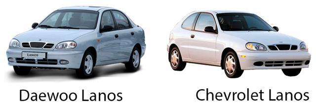 Что лучше - chevrolet lanos или daewoo nexia? Сравниваем, выбираем, обозреваем