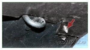 Как снять передний и задний бампер на ваз 2110 и 2112? Простые способы