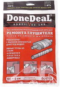 Для чего нужна термолента для глушителя? Просто о сложном