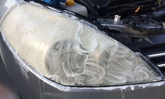 Самостоятельная полировка стекол фар под линзы. Пошагово, пункт за пунктом