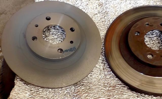 Порядок замены тормозных дисков на приоре. Делай все правильно