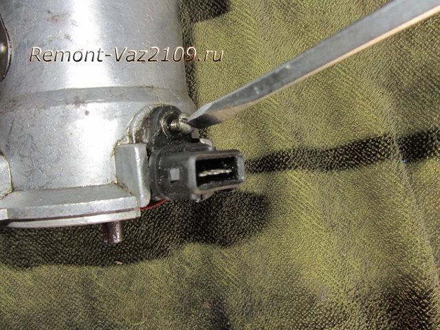 Самостоятельная замена датчика холла ваз 2109. Все очень просто