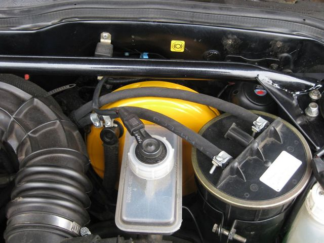 Замена вакуумного усилителя на ваз 2114 и 2115. Осваиваем тонкости обслуживания