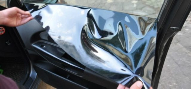 Как снять тонировку стекол автомобиля самому? Привет аквариум