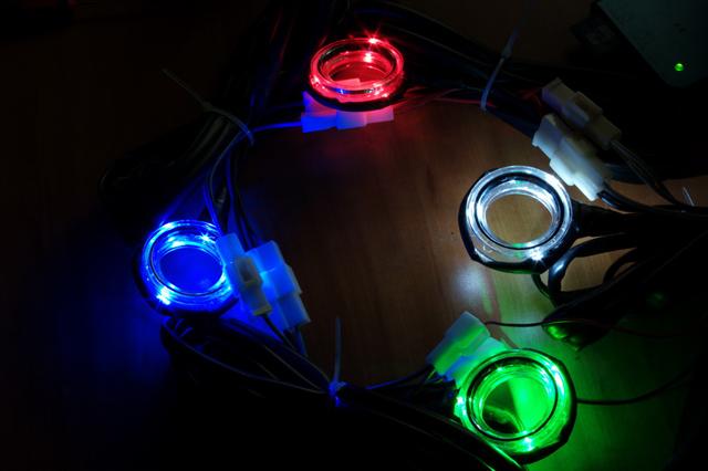Как сделать подсветку замка зажигания своими руками? Комфорт и тюнинг