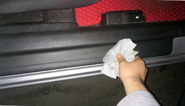 Как сделать накладки на пороги своими руками? Интересный мануал
