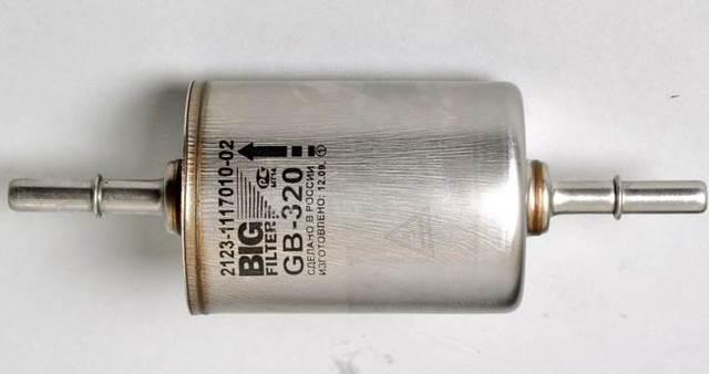 Замена топливного фильтра на chevrolet niva. Все тонкости операции