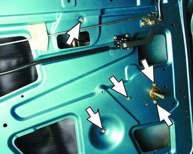 Как снять стеклоподъемник на ваз 2110? Пошаговая инструкция
