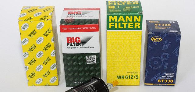 Какой топливный фильтр лучше для дизеля? Не все так просто