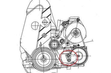 Как заменить ремень генератора на калине 8 и 16 клапанов? Очередной расходник