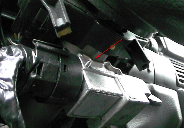 Замена личинки замка зажигания daewoo nexia. Проблемы сборки