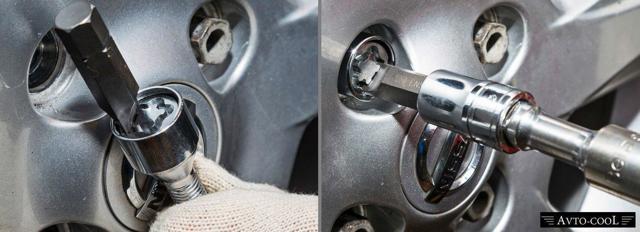 Что делать, если потерял секретку от колеса? Простые и сложные варианты