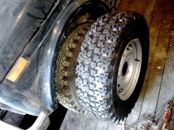 Какие колеса можно поставить на ниву? Запоминай и выбирай