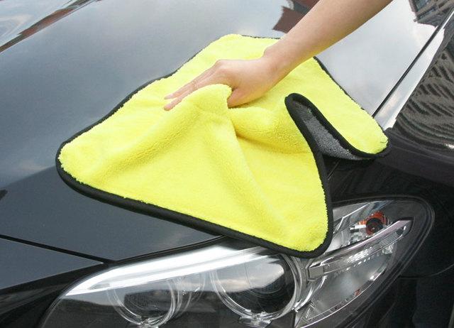 Какой тряпкой мыть и полировать машину? Все не так просто, как кажется