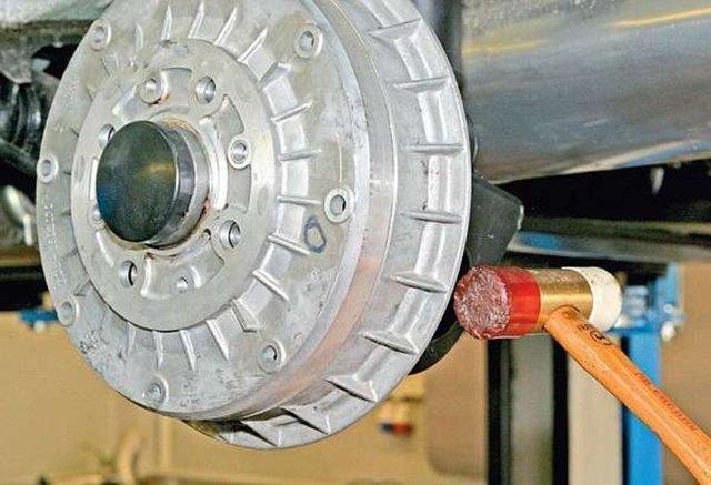 Замена тормозных колодок на калине. Очередность действий пошаговая инструкция