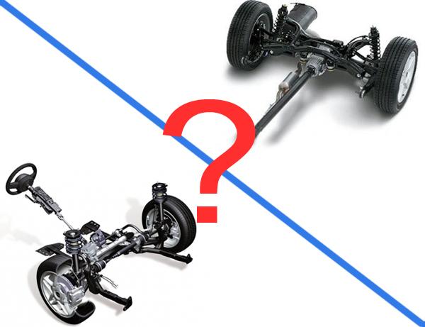Что лучше, передний привод или задний? Сравнение, обзор и советы